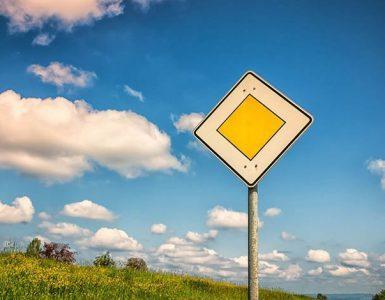 Vorfahrtsrecht und Wartepflicht