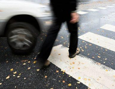 Unfall am Zebrastreifen: Wer ist schuld?