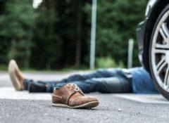 Auch Fußgänger müssen das Gebot der ständigen Vorsicht und gegenseitigen Rücksichtnahme beachten.