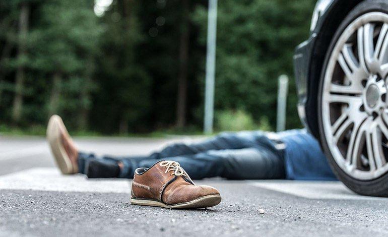 Fußgängerunfall - was tun?