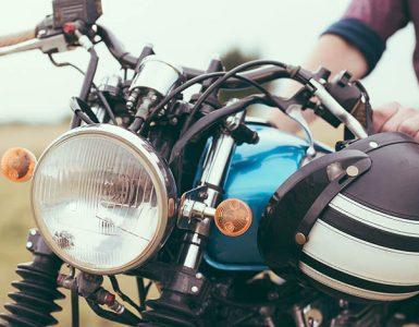 Motorradbeleuchtung: Was ist gesetzlich zulässig?