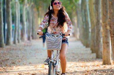 Beim Radfahren Kopfhörer tragen – darf man das überhaupt?