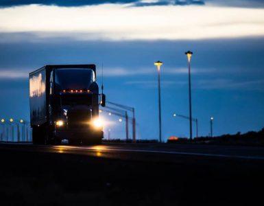 Fahrzeiten bei Lkw-Transporten