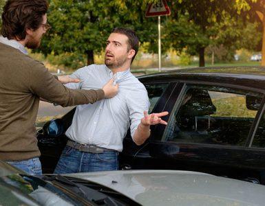 Strafe für Nötigung im Straßenverkehr