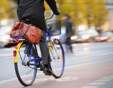 Nur zumutbare Radwege müssen benutzt werden