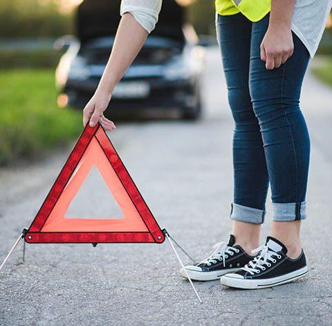 Verkehrsunfall – So verhalten Sie sich richtig!