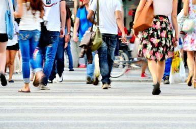 § 25 der Straßenverkehrsordnung regelt die Rechte und Pflichten im Fußgängerverkehr
