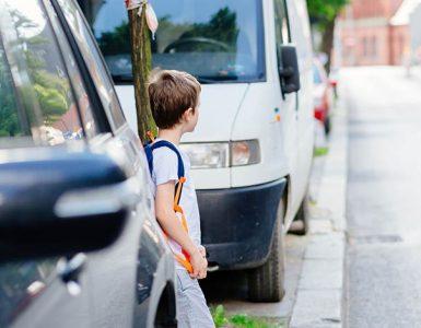 Fußgängervorrecht und Sorgfaltspflicht