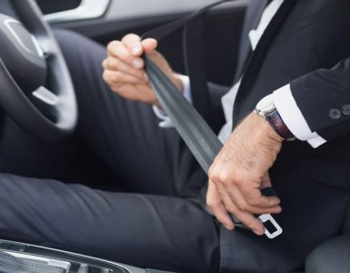 Anschnallpflicht im Auto
