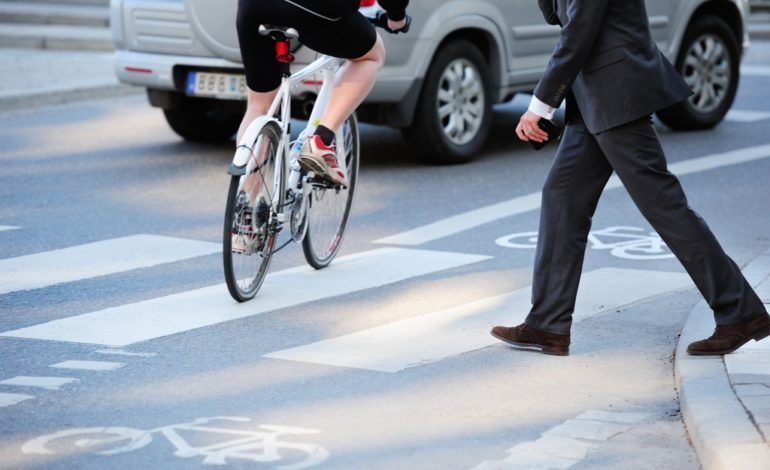 Mithaftung für Fußgänger bei einem Unfall auf einem Zebrastreifen