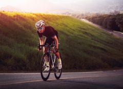 Geschwindigkeitsbegrenzung beim Radfahren