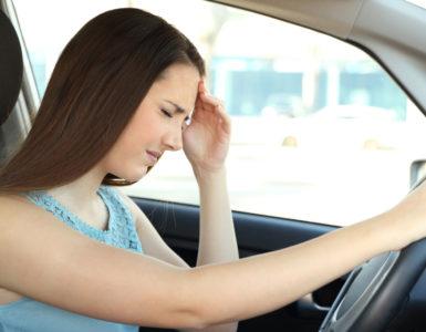 Krankgeschrieben Autofahren