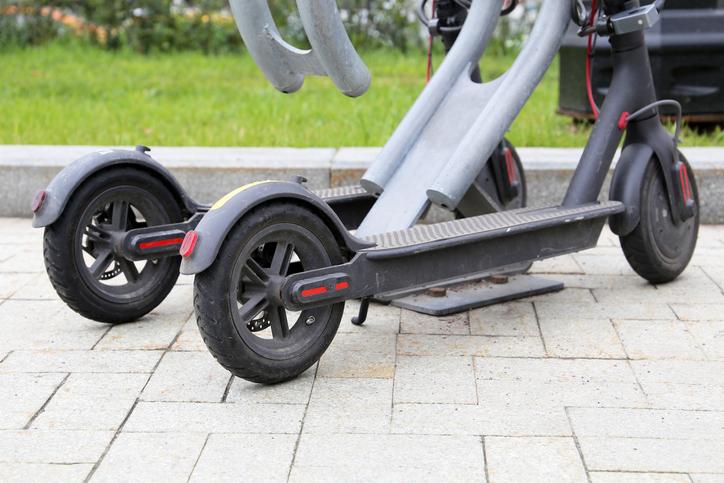 E-Scooter Parkplatz Lexika Verlag lexika lexika.de