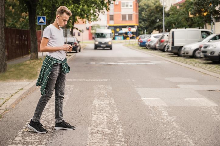 Fußgängerunfall Lexika lexika.de Lexika Verlag