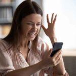 Werbung auf dem Handy