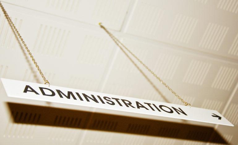 Dienstaufsichtsbeschwerde Administration
